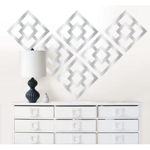 Jonathan Adler Nixon Mylar Wall Decal Kit