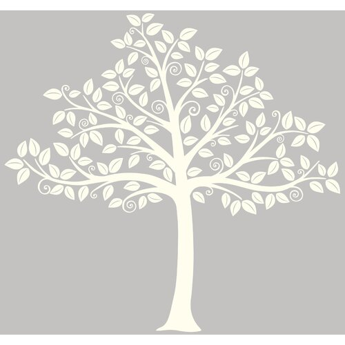 WallPops! Art Kit Silhoutte Tree Wall Decal
