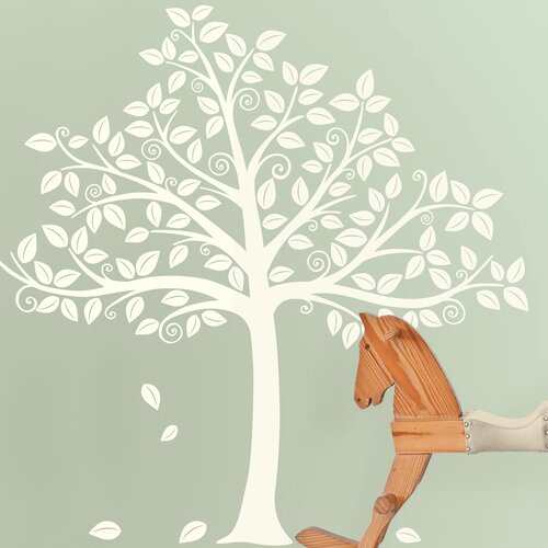 Art Kit Silhoutte Tree Wall Decal