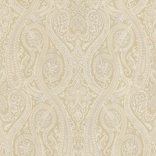 Brewster Home Fashions Joseph Abboud Designed Paisley Wallpaper