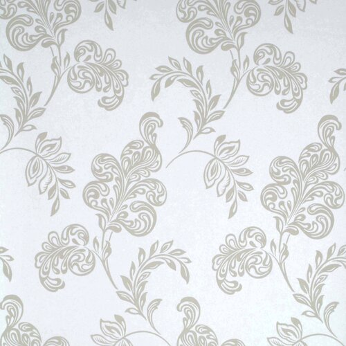 Brewster Home Fashions Verve Jacobean Wallpaper