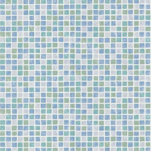 Brewster Home Fashions Destinations by the Shore Mini Mosaic Tile Wallpaper