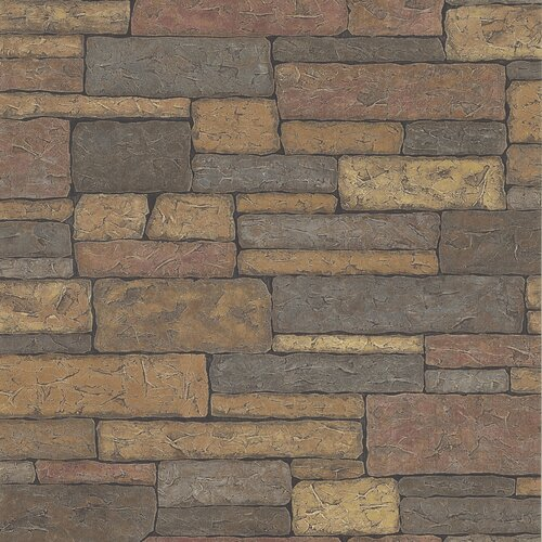 Brewster Home Fashions Northwoods Slate Wallpaper