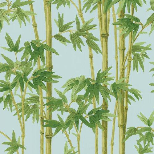 Brewster Home Fashions Echo Design Bamboo Wallpaper