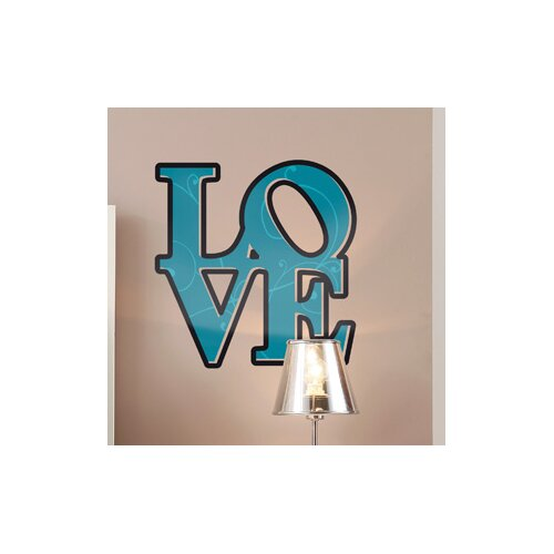 Komar Freestyle Love Wall Decal