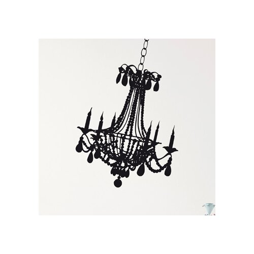 Komar Freestyle Chandelier Wall Decal