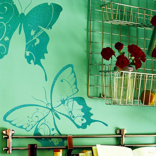 Komar Freestyle Farfalle Wall Decal