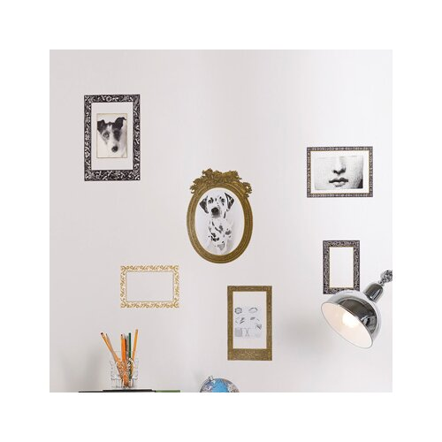 Komar Living Frames Wall Decal