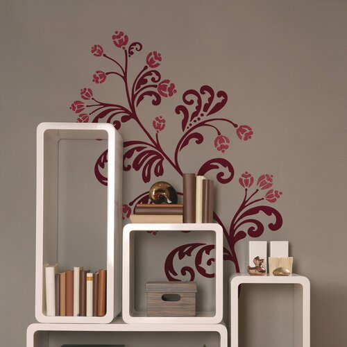 Komar Freestyle Belle Epoque Wall Decal