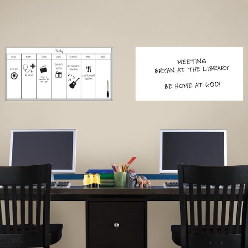 WallPops Whiteboard Wall Decal