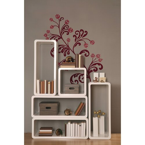 Brewster Home Fashions Komar Freestyle Belle Epoque Wall Decal