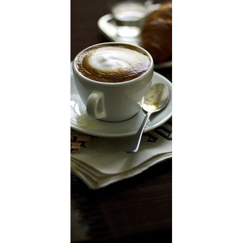 Brewster Home Fashions Komar Café 2-Panel Wall Mural