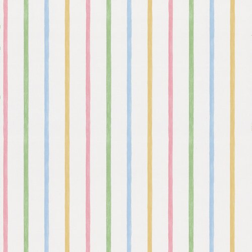 Brewster Home Fashions Kids World Vineyard Stripe Wallpaper
