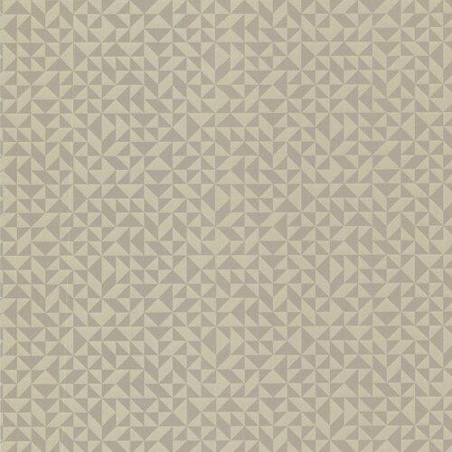 Brewster Home Fashions Geo Huxley Dundee Geometric Wallpaper
