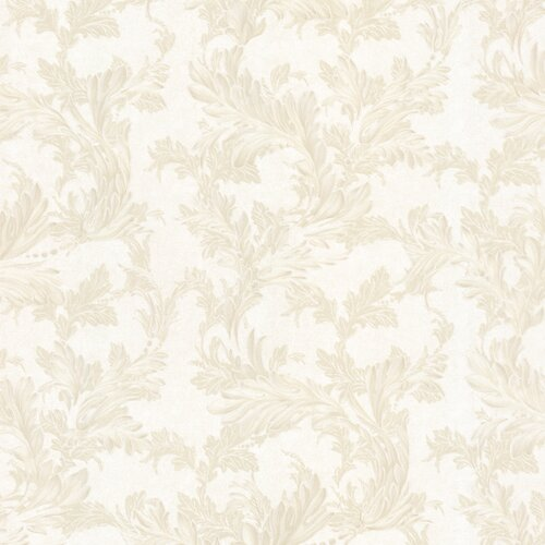 Brewster Home Fashions Juliette Scroll Wallpaper