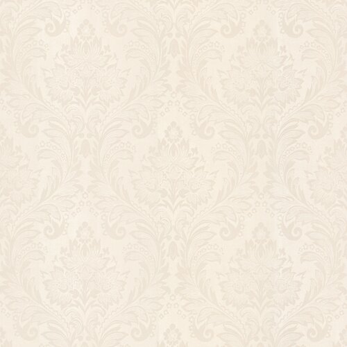 Brewster Home Fashions Juliette Mercutio Damask Embossed Wallpaper