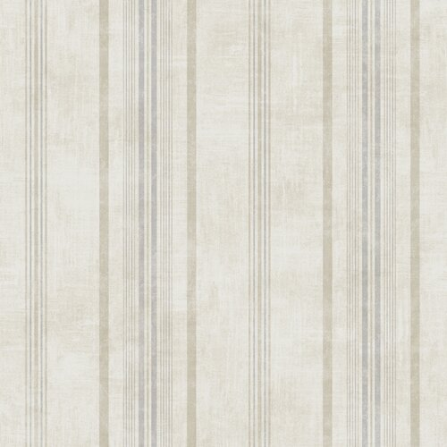Brewster Home Fashions Pompei Primus Stripe Wallpaper