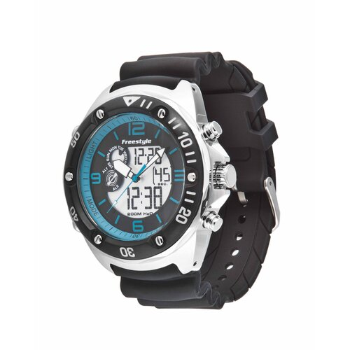 Freestyle Active Precision 2.0 Watch in Black / Blue