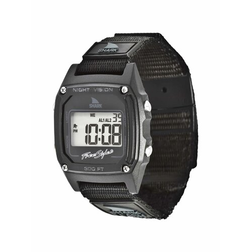 Freestyle Shark Clip Watch in Black