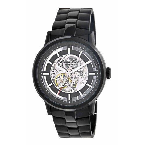 Men's Round Bracelets Watch in Black