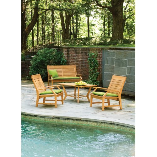 Oxford Garden Sutton Dining Arm Chair with Cushion