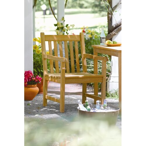 Oxford Garden Classic Dining Arm Chair