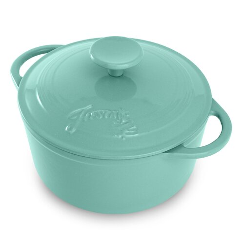 Fiesta ® 3.5-qt. Cast Iron Round Dutch Oven