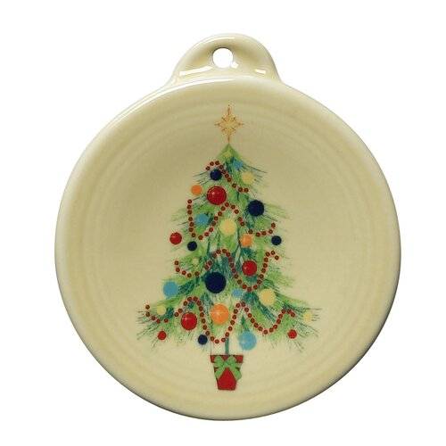 Fiesta ® Christmas Tree Holiday Ornament