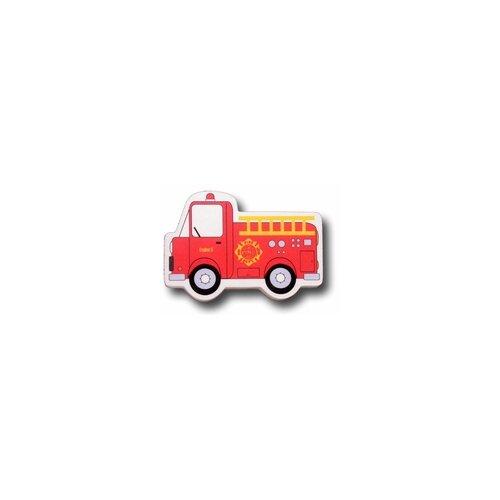 "One World 3.5"" Fire Truck Knob"