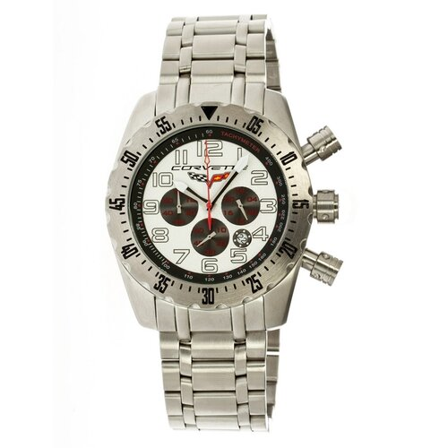 Equipe Corvette Ev518 C6 Mens Watch