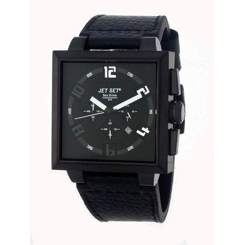 San Remo Men's Watch with Black Square Case
