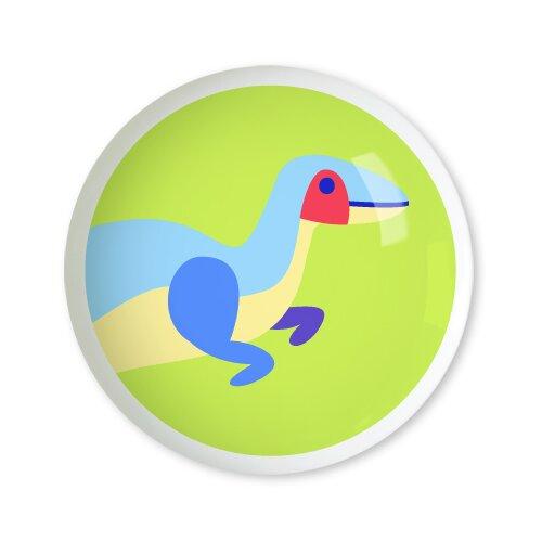 "Olive Kids Dinosaur Land 1.5"" Round Knob"