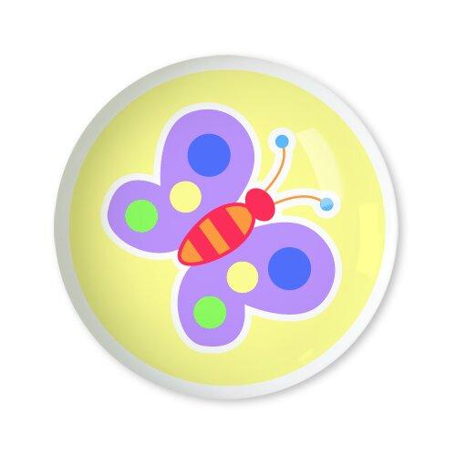 """Olive Kids Flower Land 1.5"""" Round Knob"""