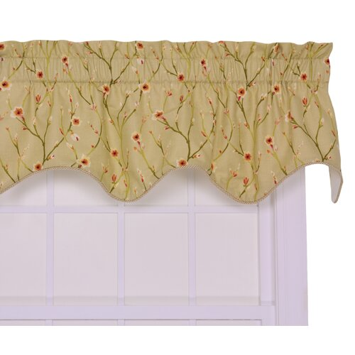 "Ellis Curtain Cranwell Duchess Filler 50"" Curtain Valance"