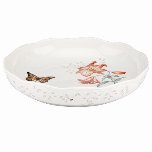 """Lenox Butterfly Meadow 10.75"""" Serving Bowl"""