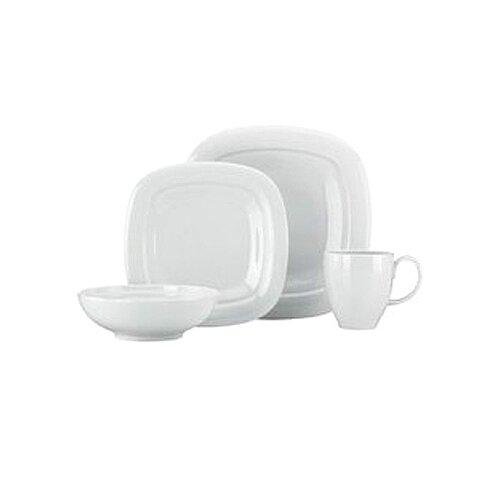 Aspen Ridge Square 4 Piece Place Setting
