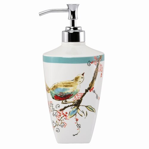 Lenox Chirp Lotion Dispenser