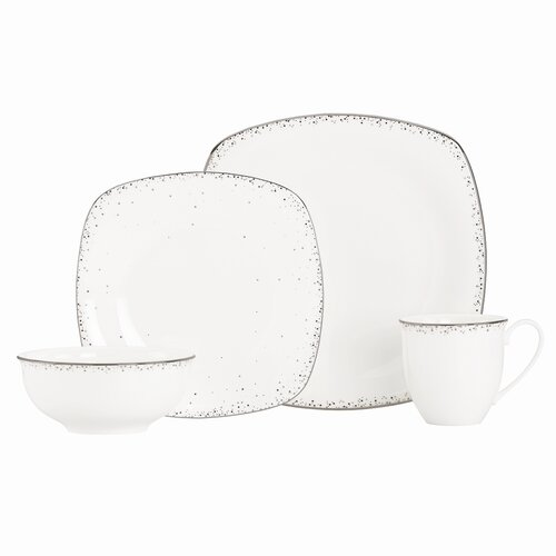 Silver Mist 4 Piece Place Setting