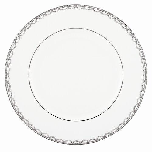 """Lenox Iced Pirouette 10.8"""" Dinner Plate"""