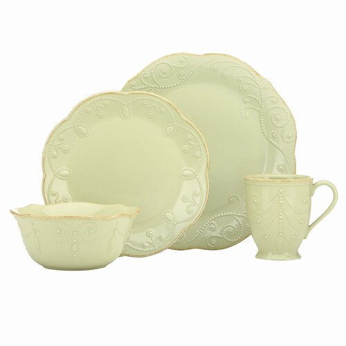Lenox French Perle Ace 4 Piece Place Setting