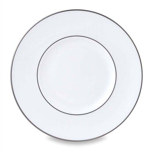 "Lenox Continental Dining Platinum 7.25"" Dessert Plate"