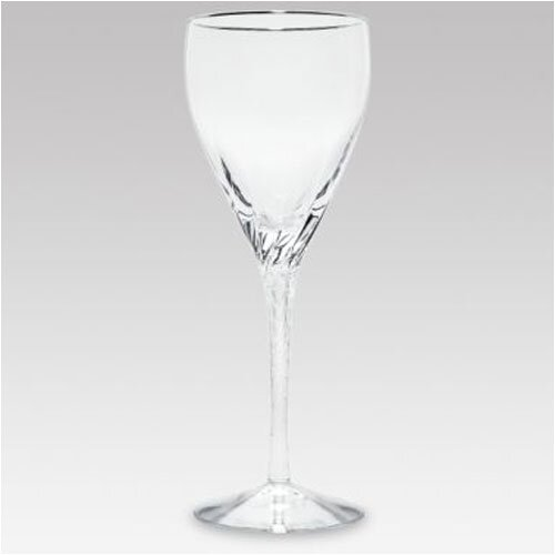 Encore Platinum White Wine Glass