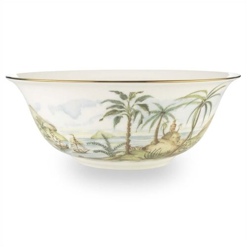 Lenox Colonial Tradewind British Serving Bowl