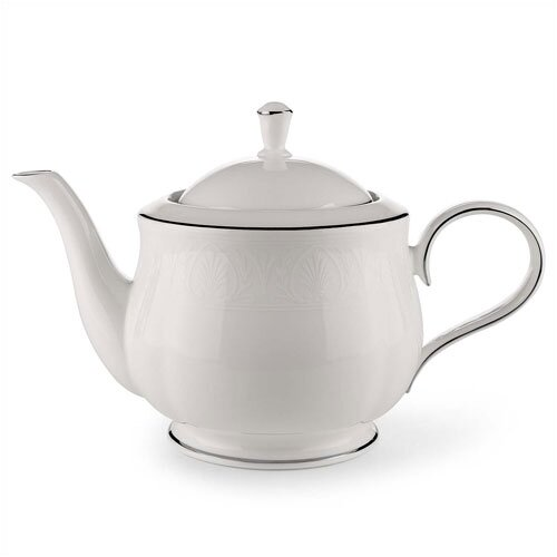 Hannah Platinum 1.25-qt. Teapot with Lid