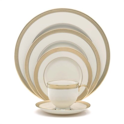 Lowell 5 Piece Place Setting
