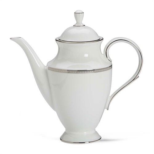 Lenox Murray Hill 6 Cup Coffee Server with Lid