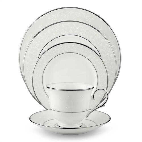Opal Innocence Silver 5 Piece Place Setting
