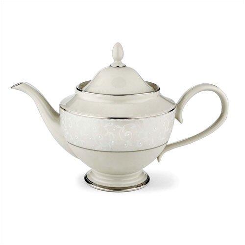 Pearl Innocence 1.25-qt. Teapot