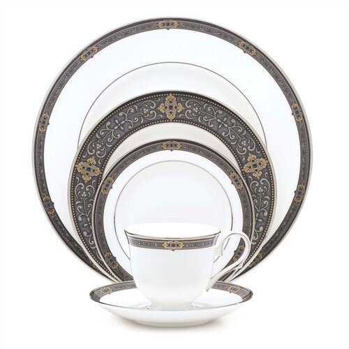Lenox Vintage Jewel 5 Piece Place Setting