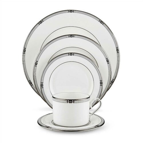 Westerly Platinum 5 Piece Place Setting